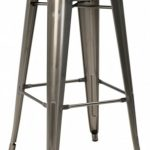 gunmetal-stool